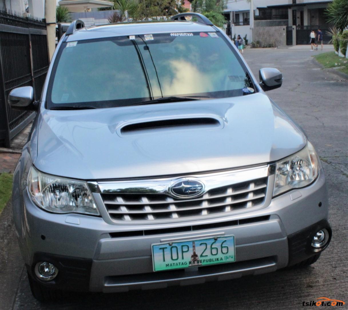 Subaru Forester 2012 - 10