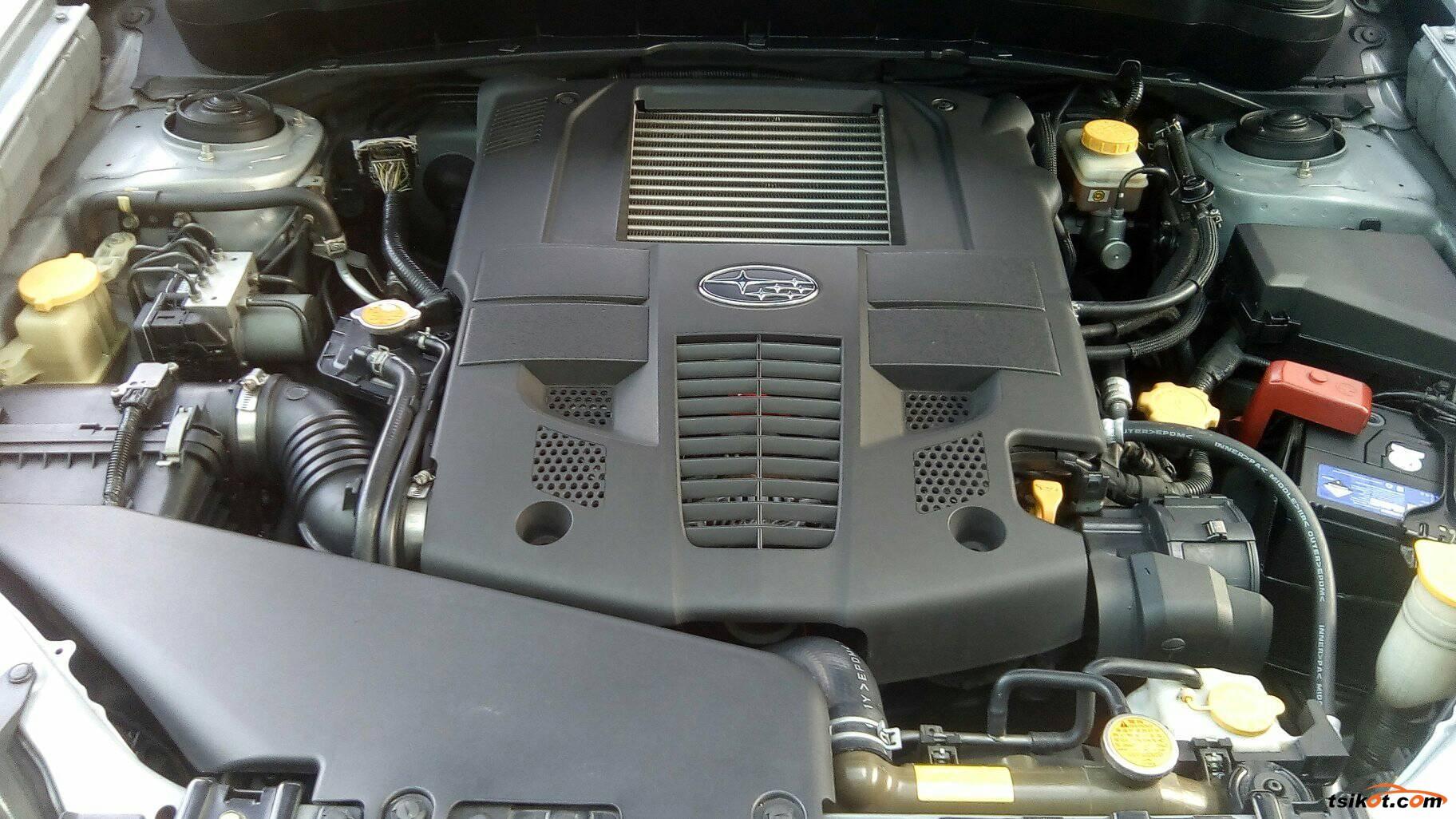 Subaru Forester 2012 - 3