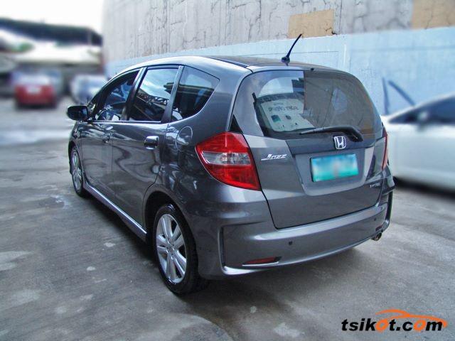 Honda Jazz 2012 - 4