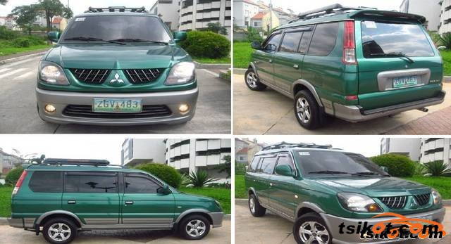 Mitsubishi Adventure 2007 - 2