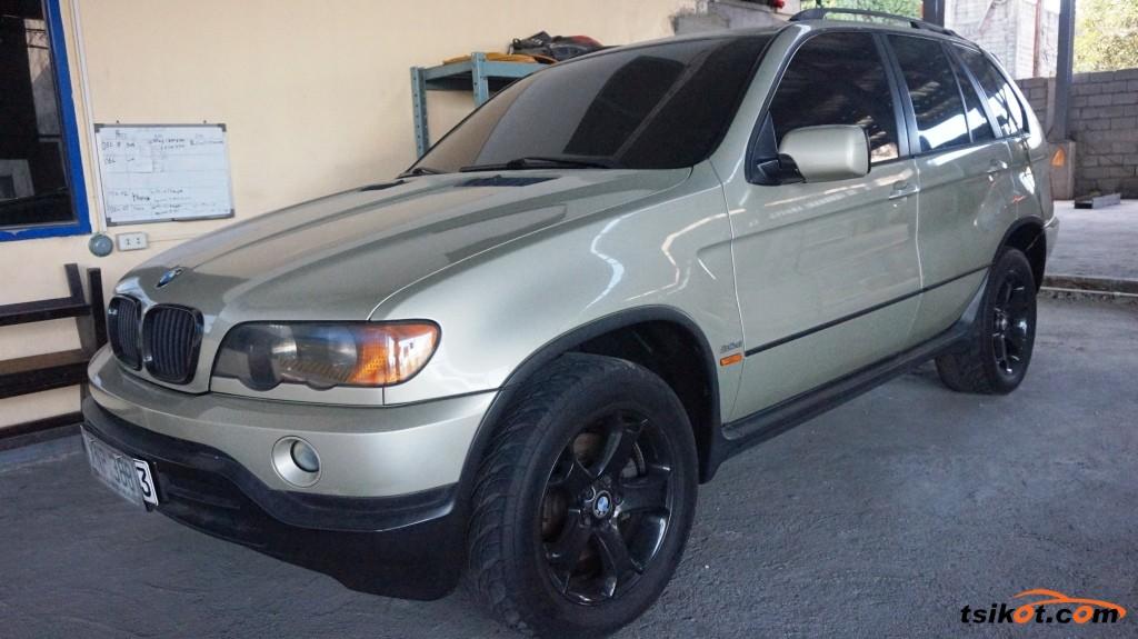 Bmw X5 2004 - 2