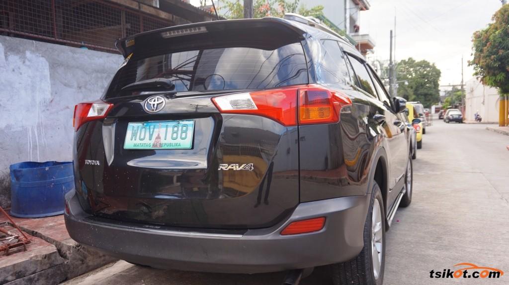 Toyota Rav4 2014 - 5