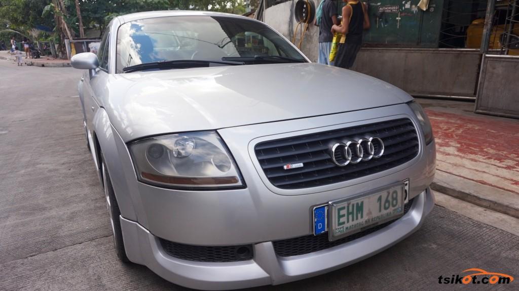 Audi Tt 2003 - 2
