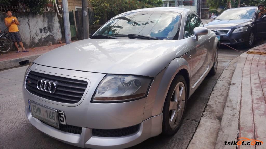 Audi Tt 2003 - 3