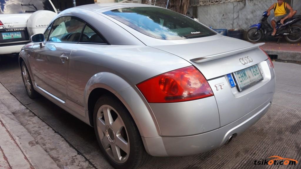 Audi Tt 2003 - 4