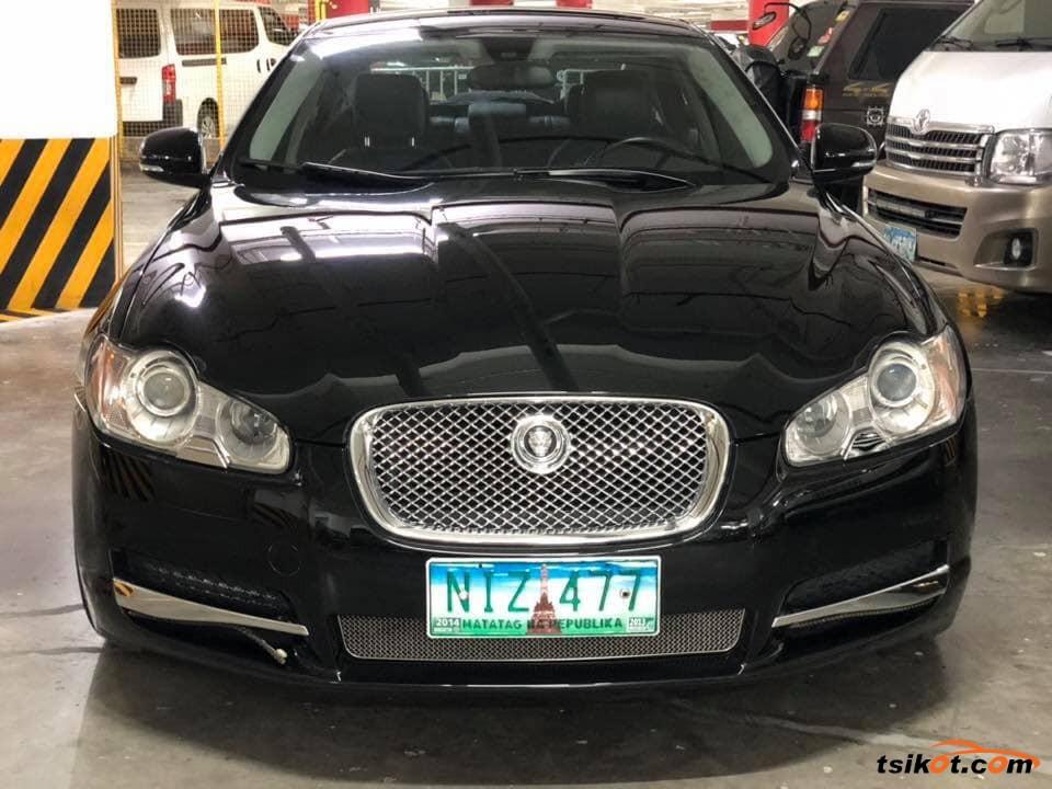 Jaguar Xf 2010 - 1