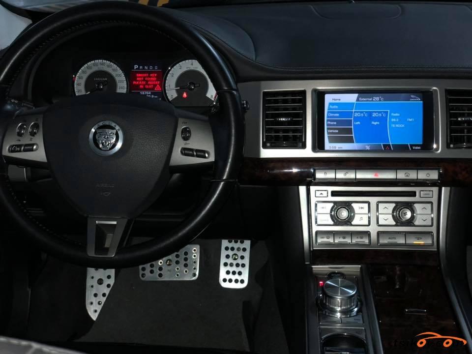 Jaguar Xf 2010 - 4