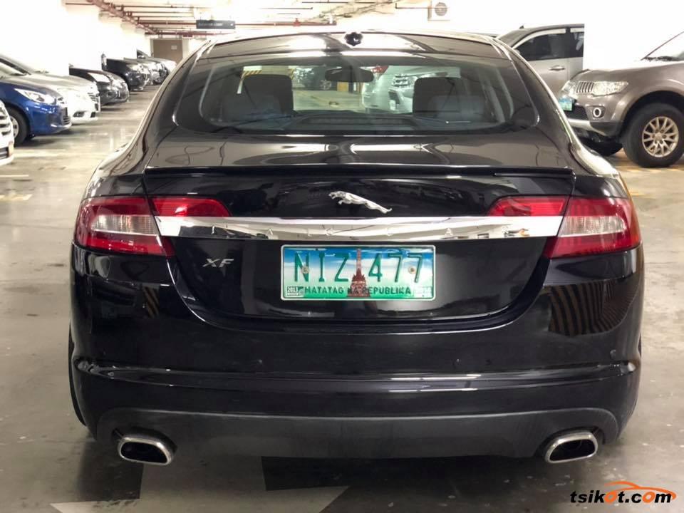 Jaguar Xf 2010 - 8