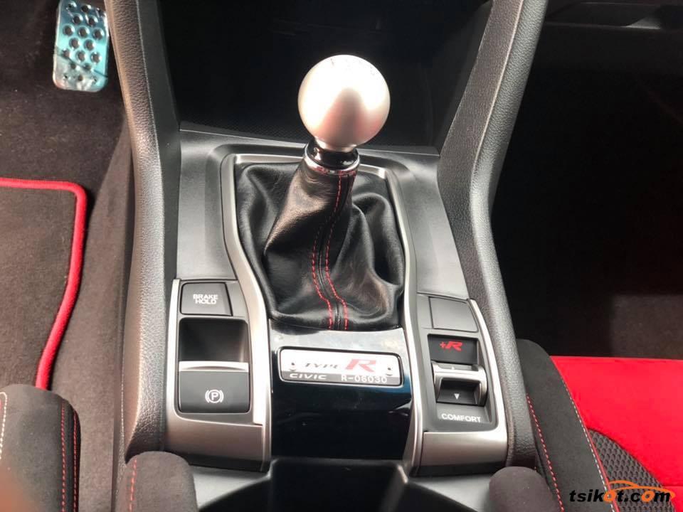 Honda Civic 2017 - 6