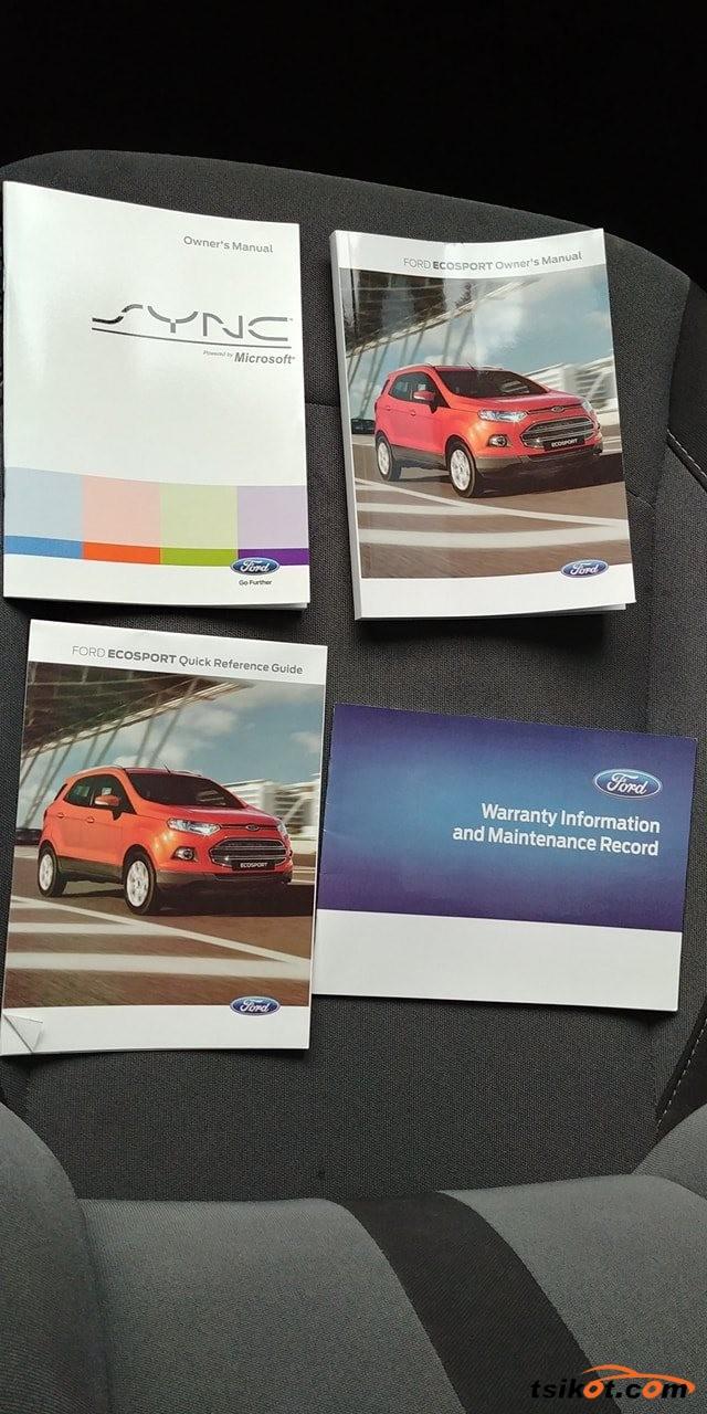 Ford Ecosport 2017 - 7