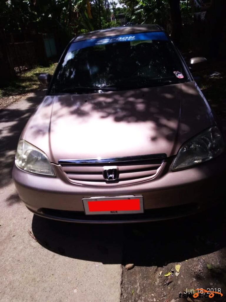Honda Civic 2001 - 3