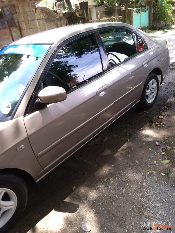Honda Civic 2001 - 2