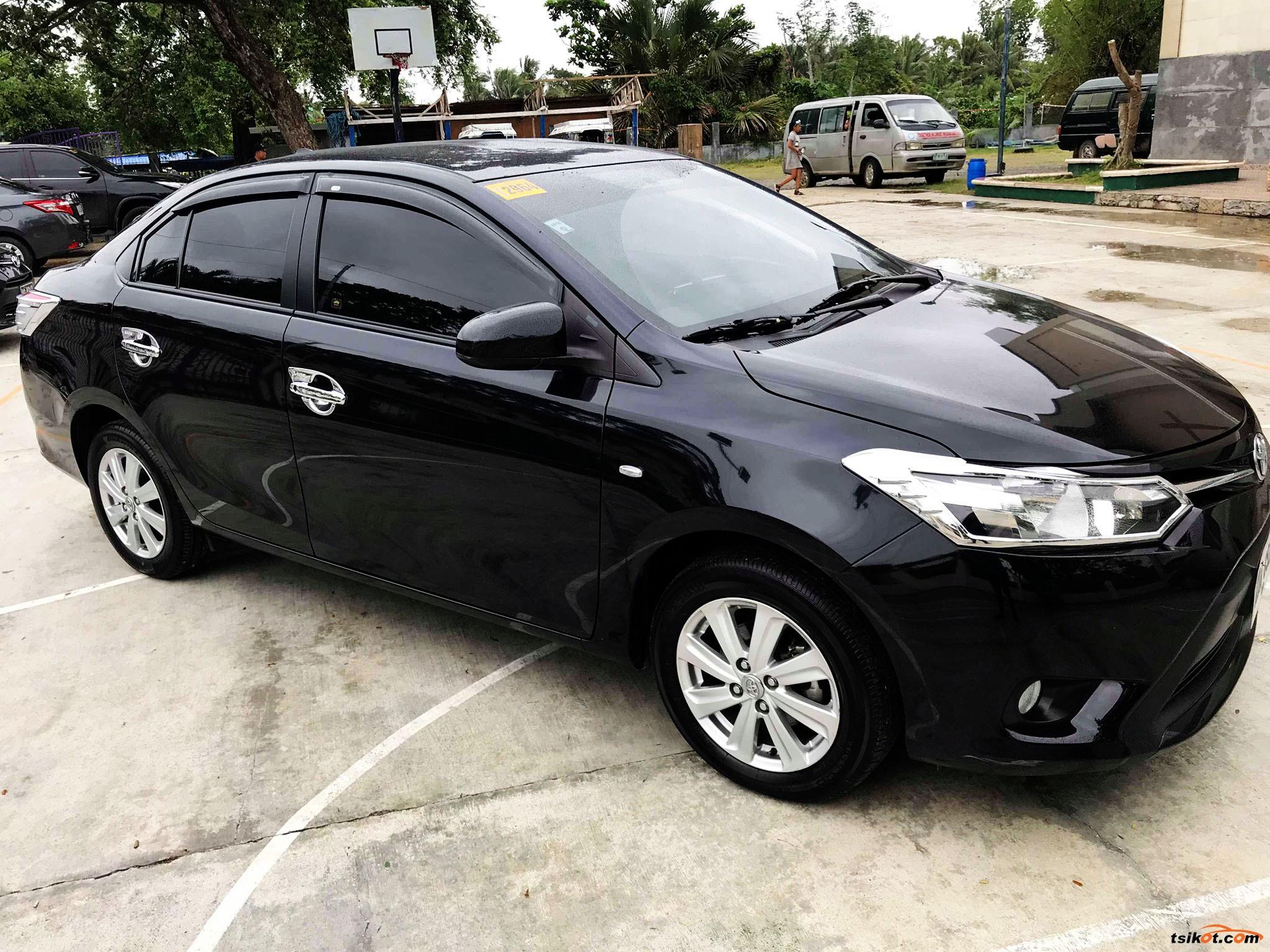 Toyota Vios 2016 - 8