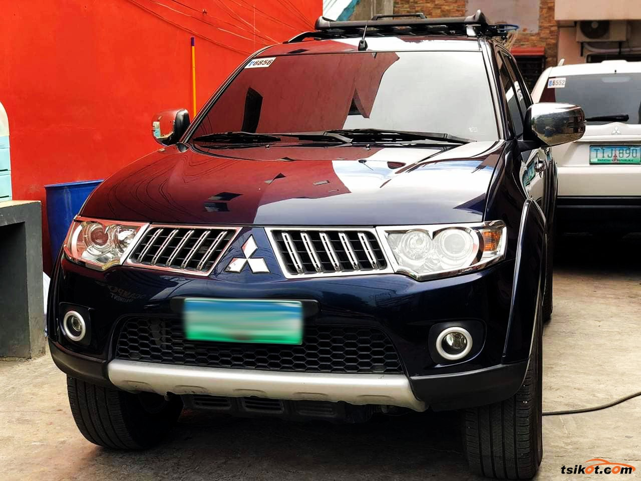 Mitsubishi Montero 2014 - 5