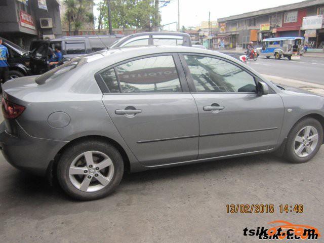 Mazda 3 2005 - 2