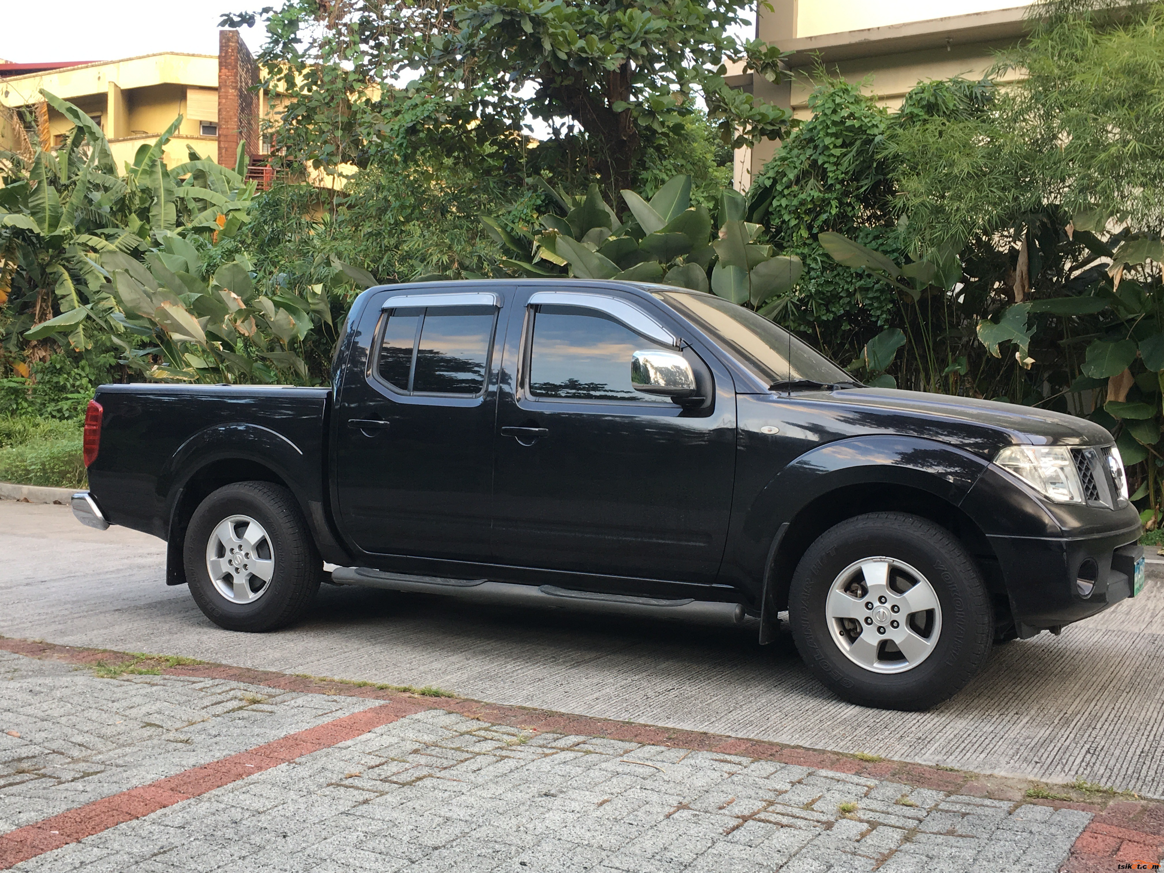 Nissan Navara 2012 - 5