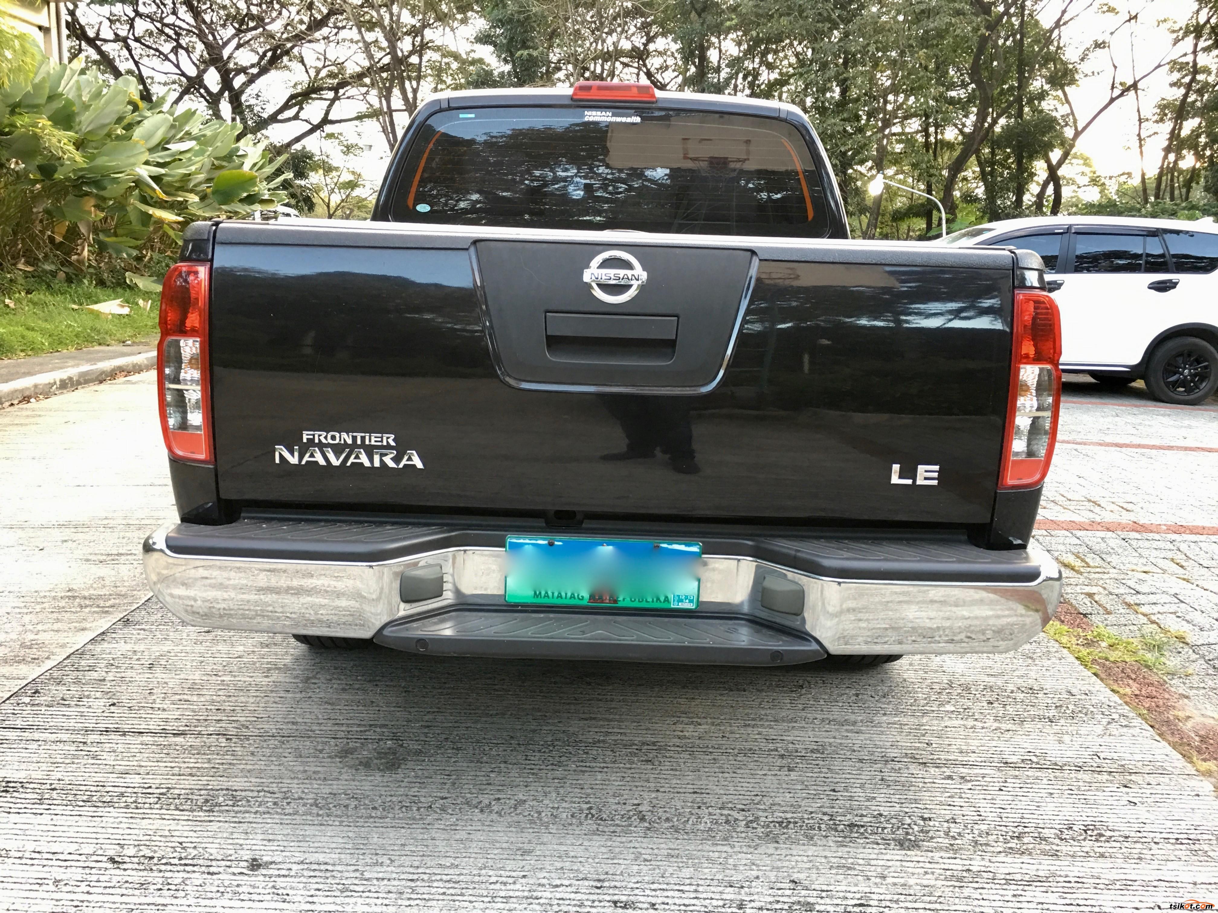 Nissan Navara 2012 - 6
