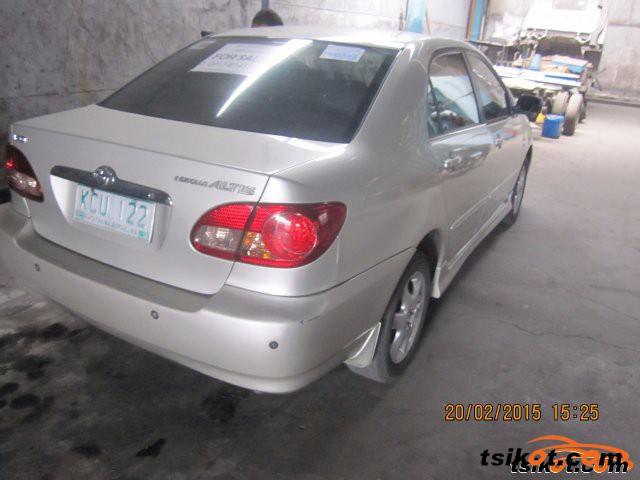 Toyota Corolla 2004 - 1