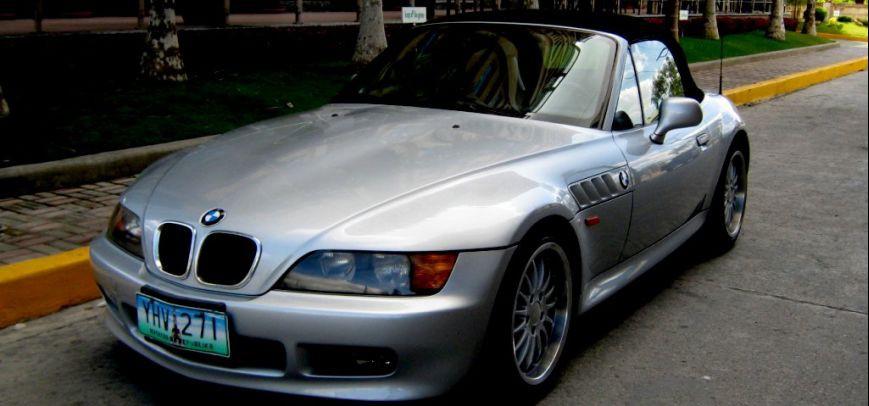 Bmw Z3 2000 Car For Sale Central Visayas