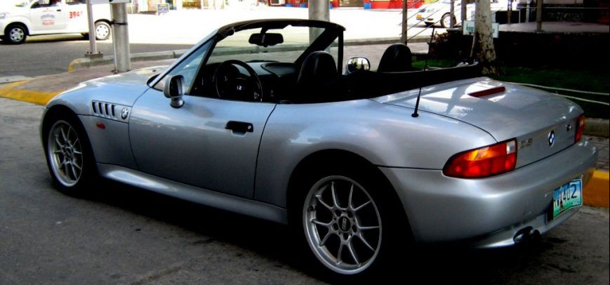 Bmw Z3 2000 Car For Sale Central Visayas