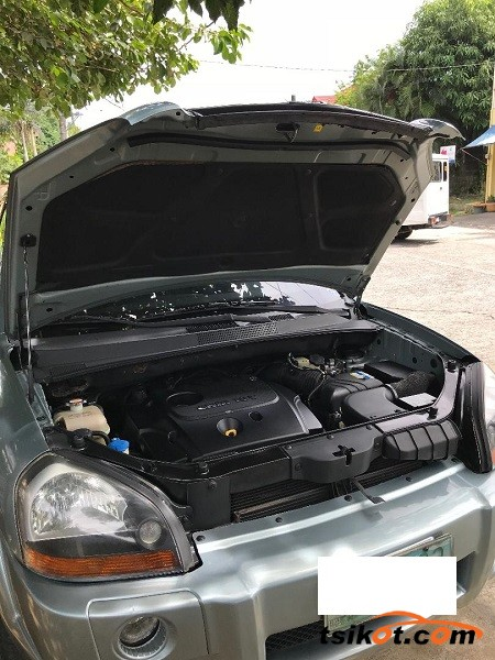 Hyundai Tucson 2009 - 5