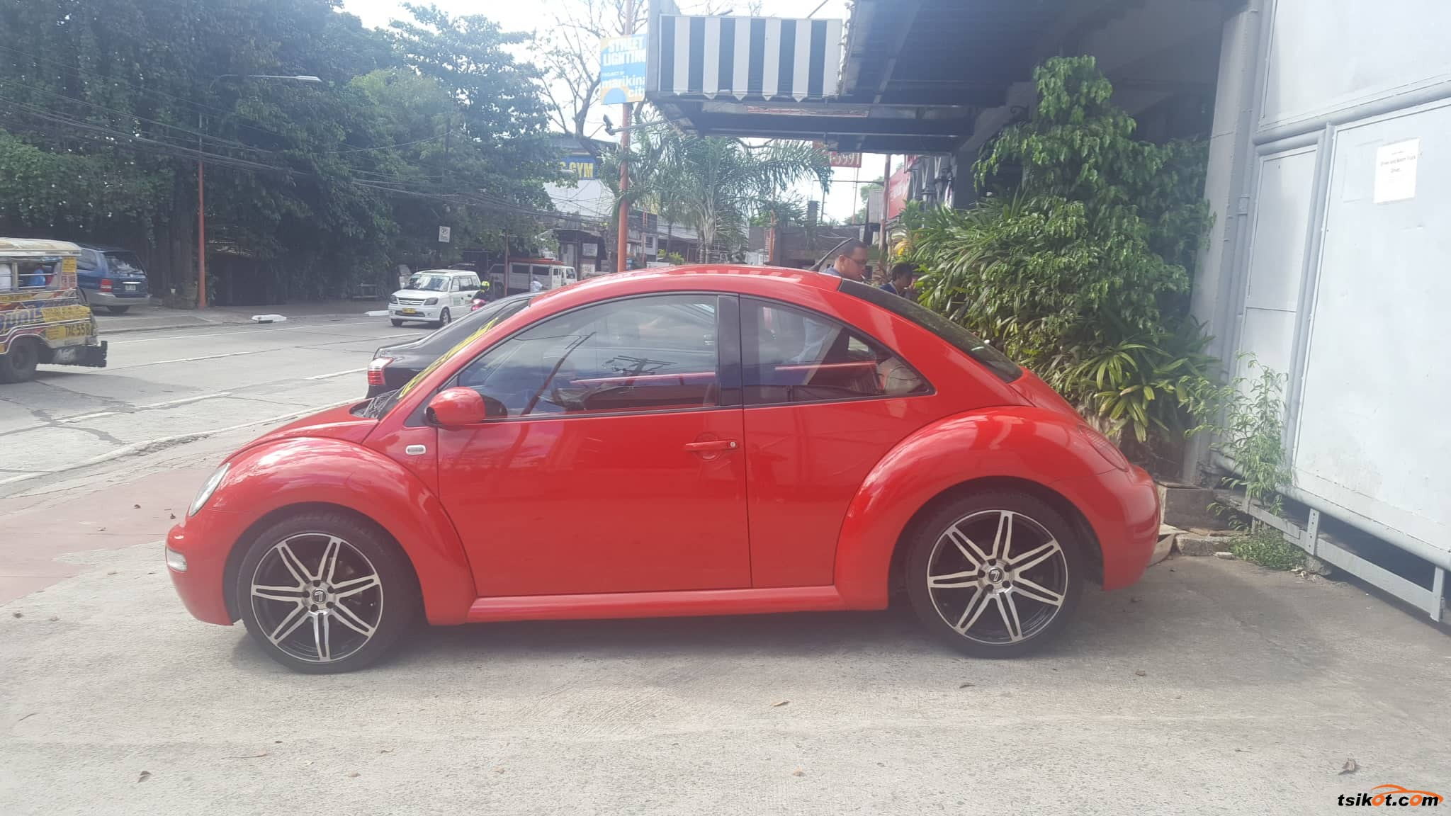 Volkswagen New Beetle 2003 - 1