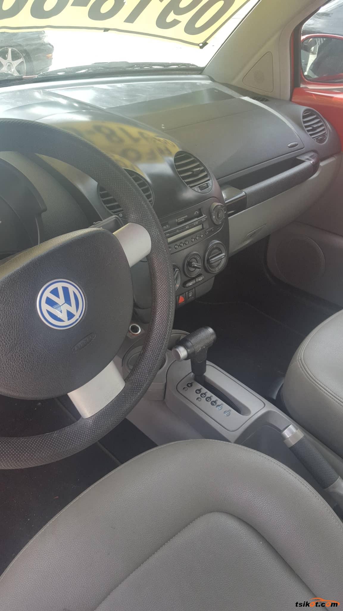 Volkswagen New Beetle 2003 - 2