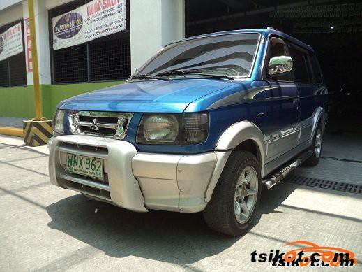 Chevrolet Adventure 2000 - 6