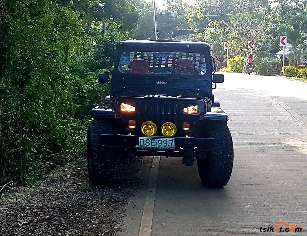 Jeep Wrangler 2006 - 1