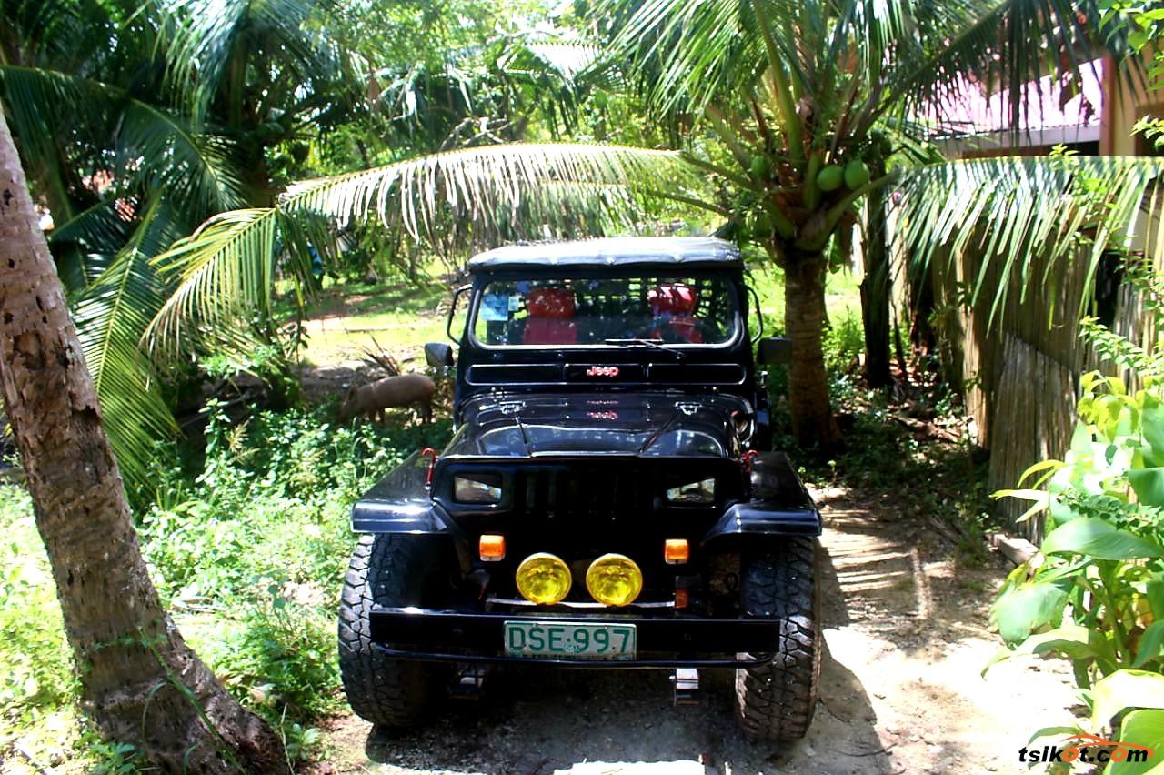 Jeep Wrangler 2006 - 2