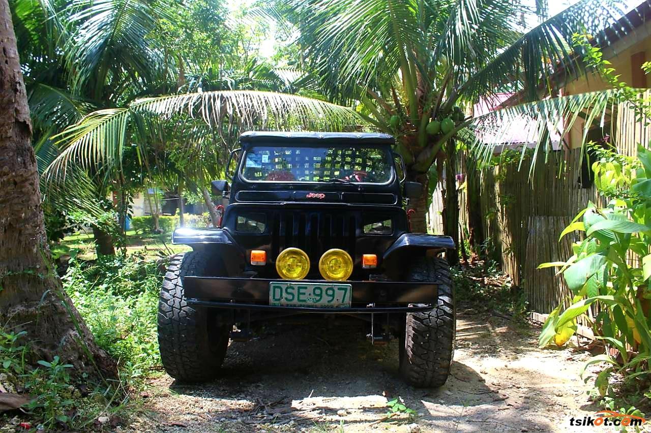 Jeep Wrangler 2006 - 3