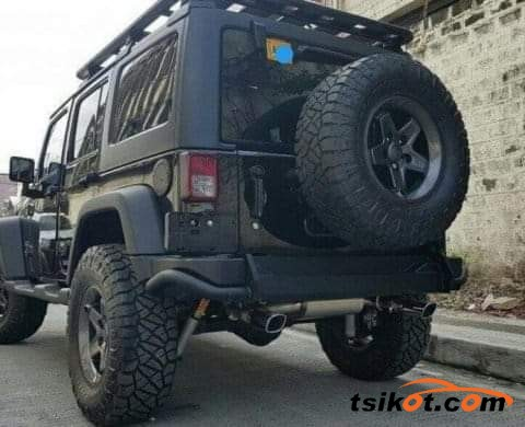 Jeep Wrangler 2017 - 2