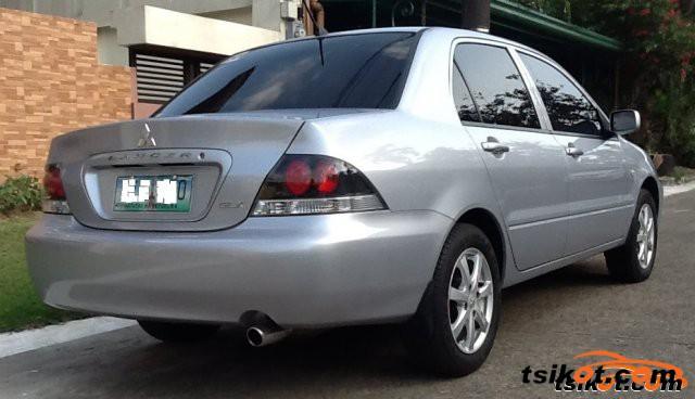 Mitsubishi Lancer 2011 - 4