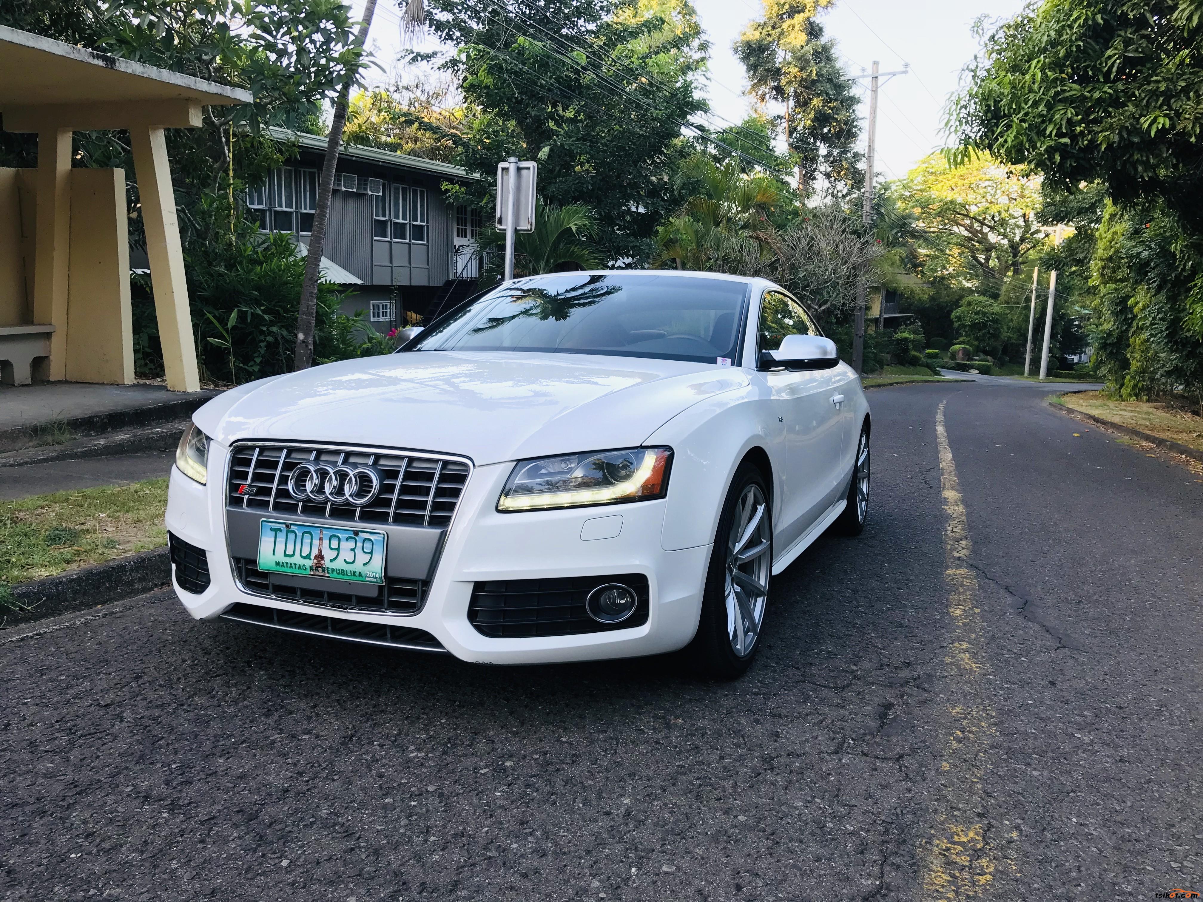 Audi S5 2012 - 1