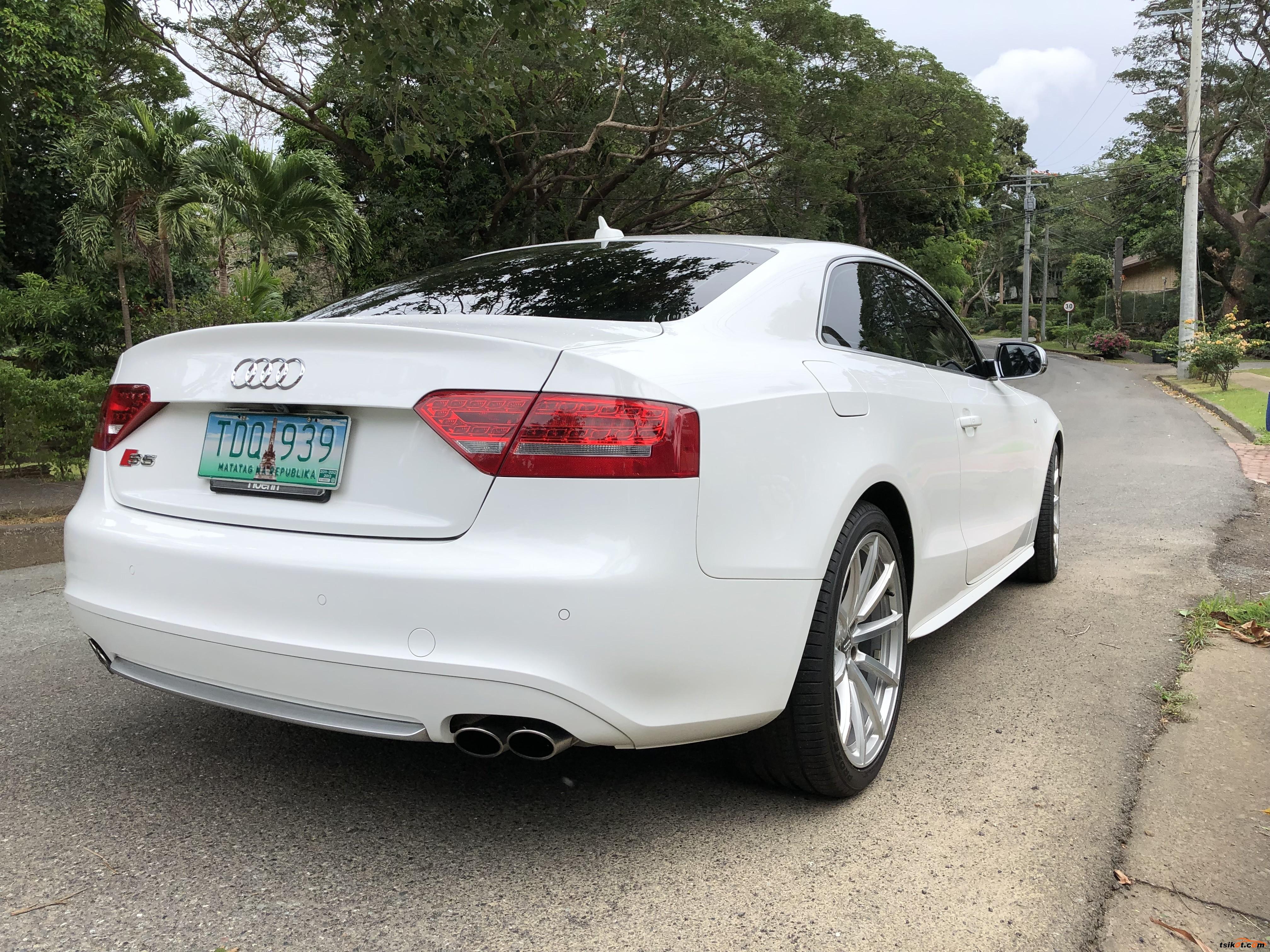 Audi S5 2012 - 4