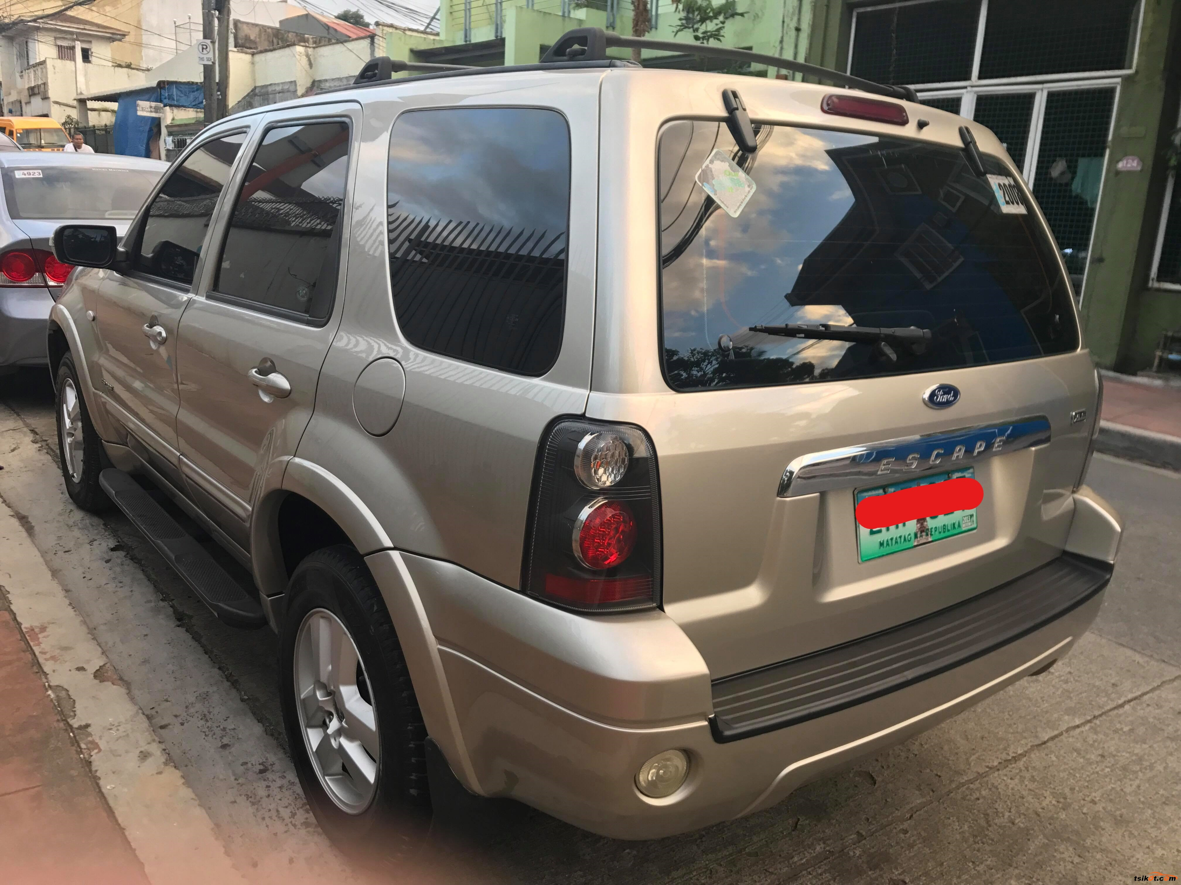 Ford Escape 2008 - 2