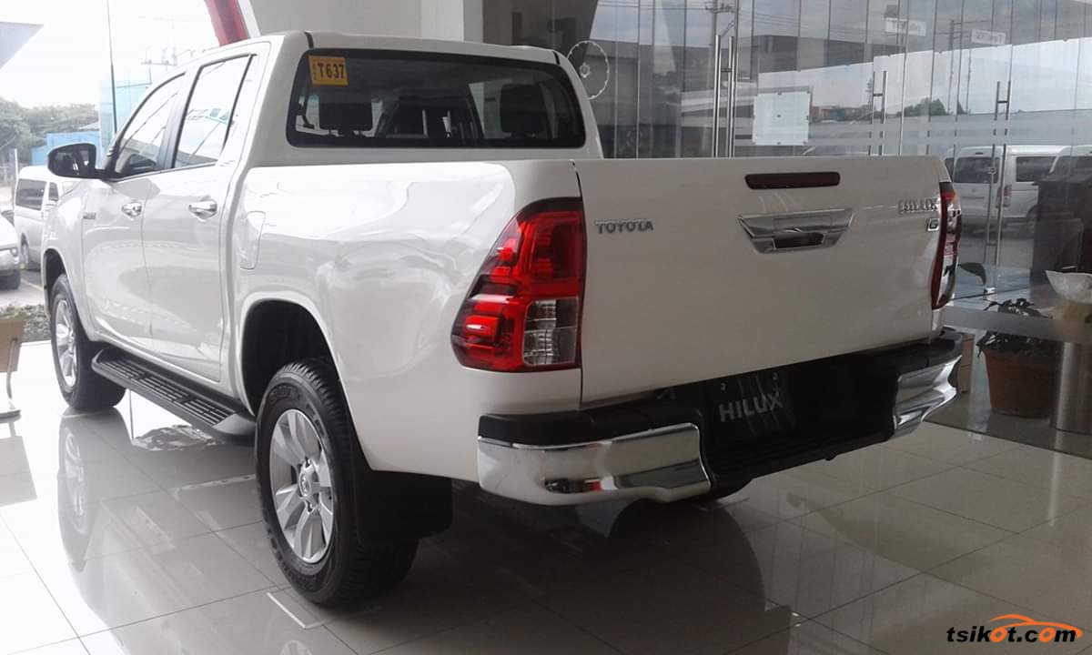 Toyota Hilux 2018 - 3