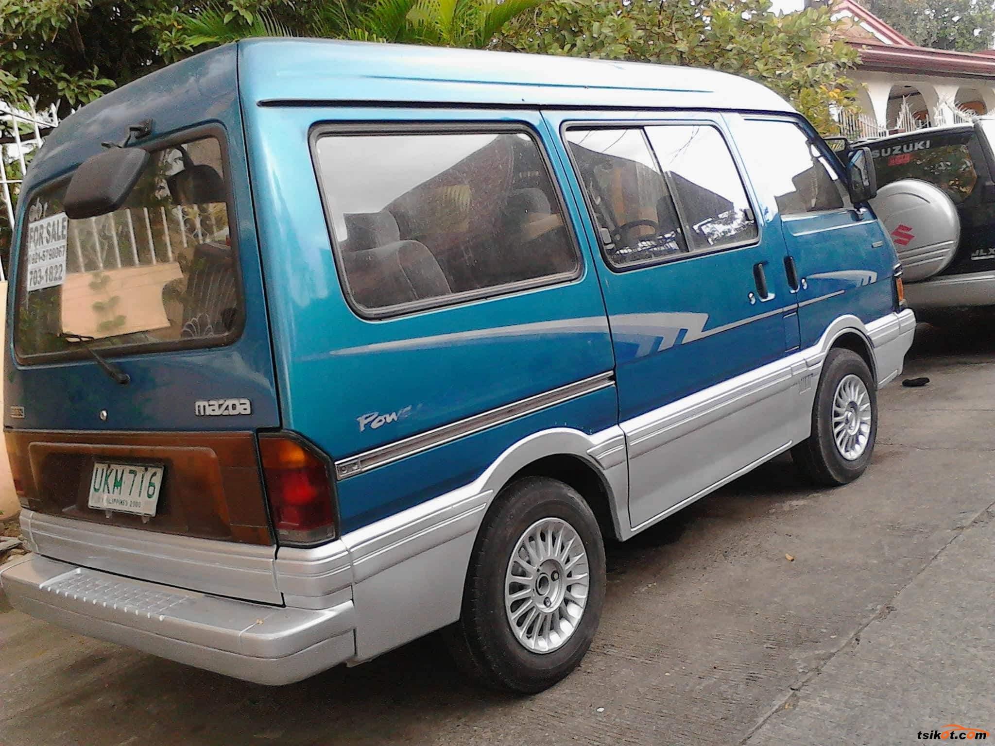 Mazda 1000 1996 - 2