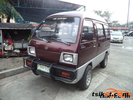 Suzuki Samurai 1991 - 1