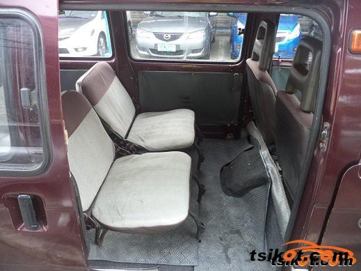 Suzuki Samurai 1991 - 3