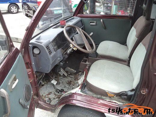 Suzuki Samurai 1991 - 4