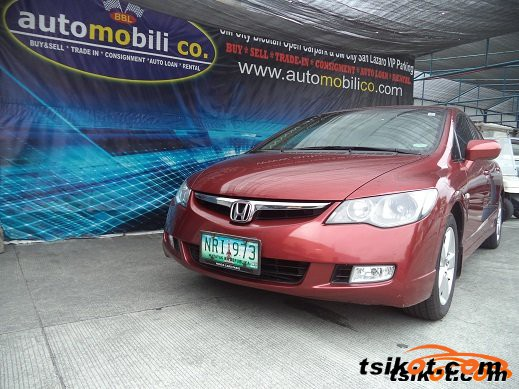 Honda Civic 2009 - 1
