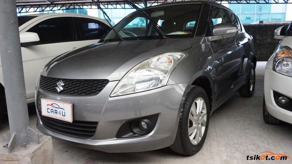 Suzuki Swift 2014 - 1