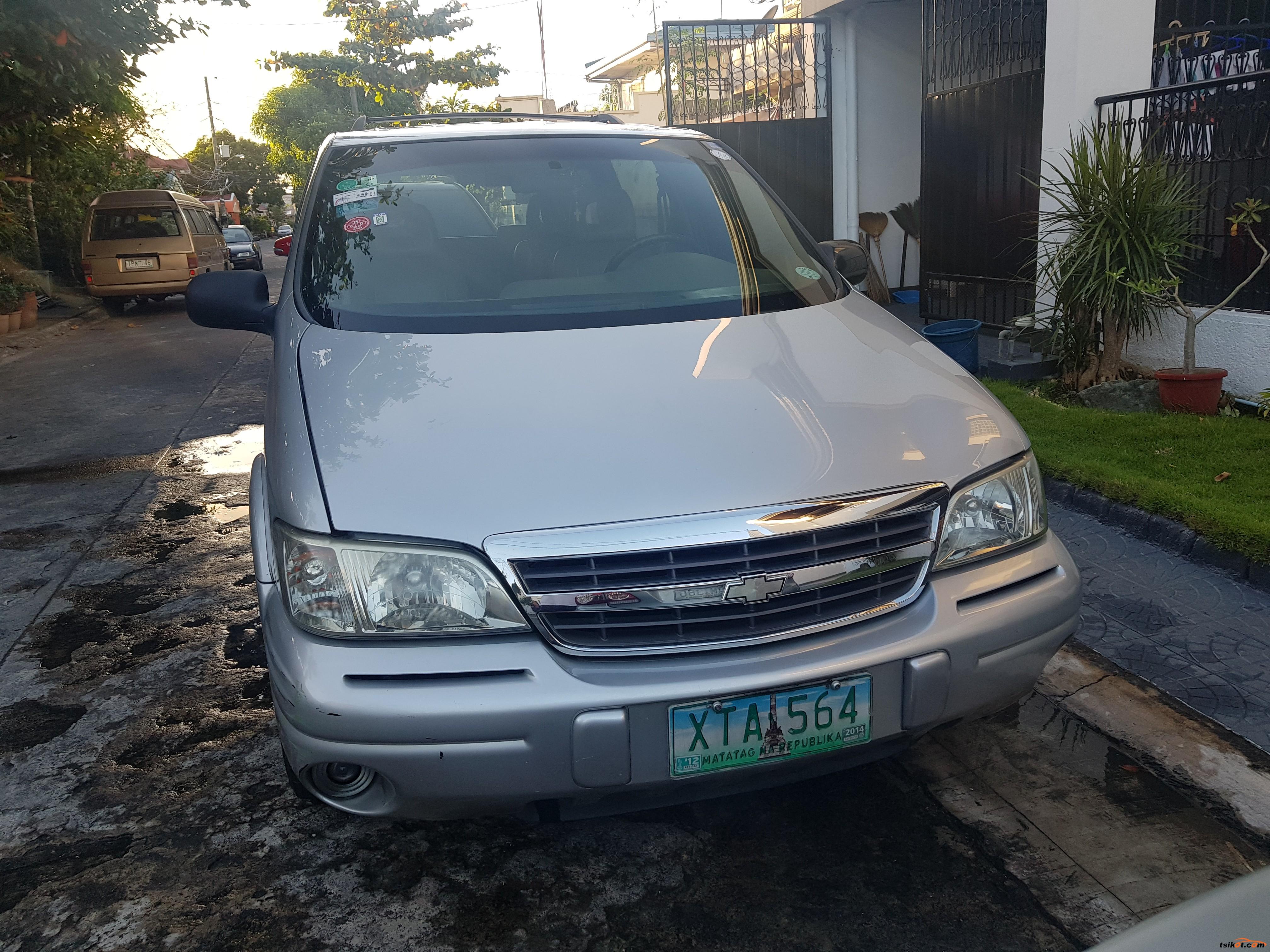 Chevrolet Venture 2005 - 7