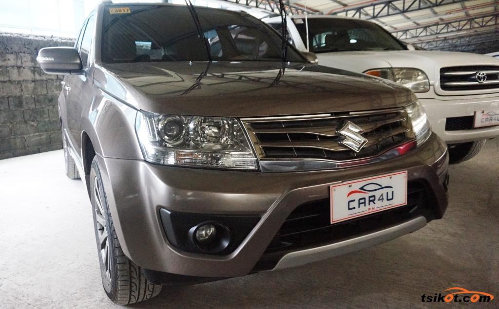 Suzuki Vitara 2015 - 2