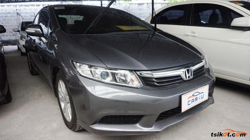 Honda Civic 2013 - 2