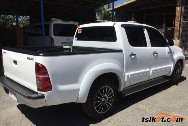 Toyota Hilux 2014 - 2