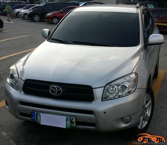 Toyota Rav4 2008 - 1