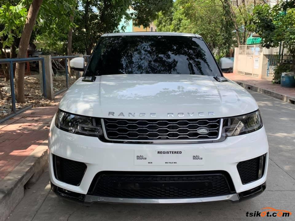 Land Rover Range Rover Sport 2018 - 1