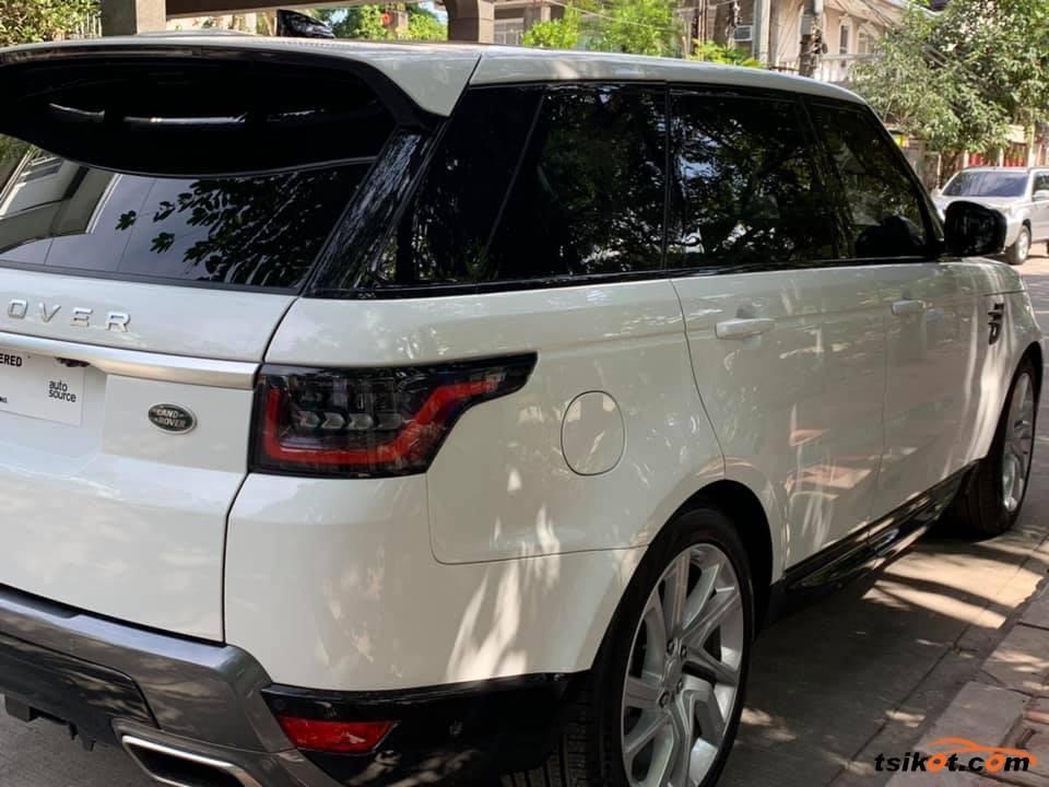 Land Rover Range Rover Sport 2018 - 2